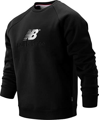 New Balance NB Athletics Premium Archive Crew Black M