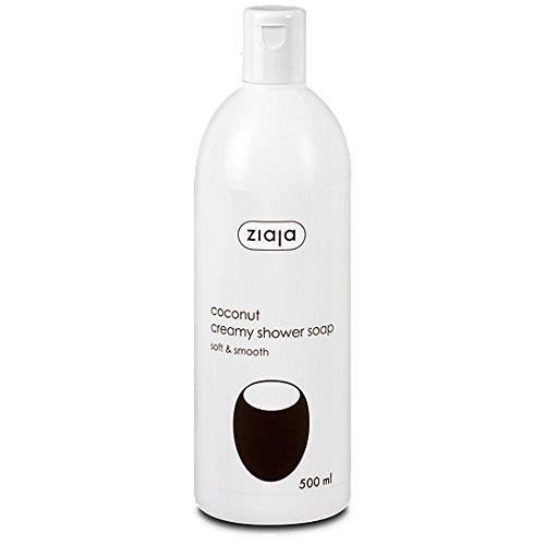 Ziaja Kokosnuss Duschgel /// Kokosowa terapia skory i zmyslow mleczko pod prysznic 500 ml