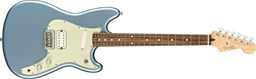 Fender Duo Sonic HS - Pau Ferro - Ice Blue Metallic