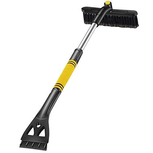 Buy gdfh Multi-Function Snow Scraper, Car Snow Removal Shovel, Snow Removal Shovel, Snow Brush, Snow...