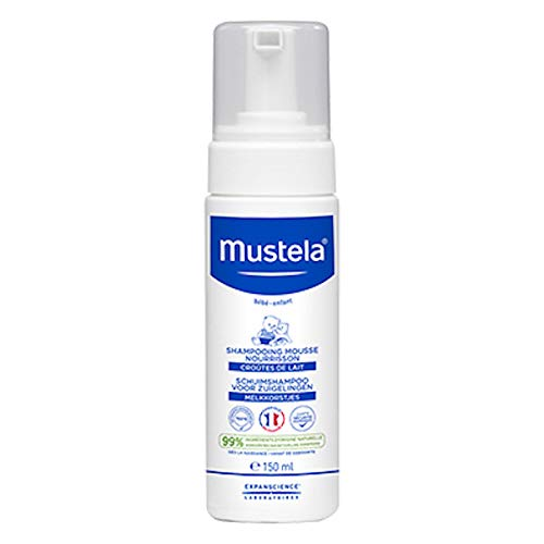 Mustela Mousse Shampoo 2019 - 150 g