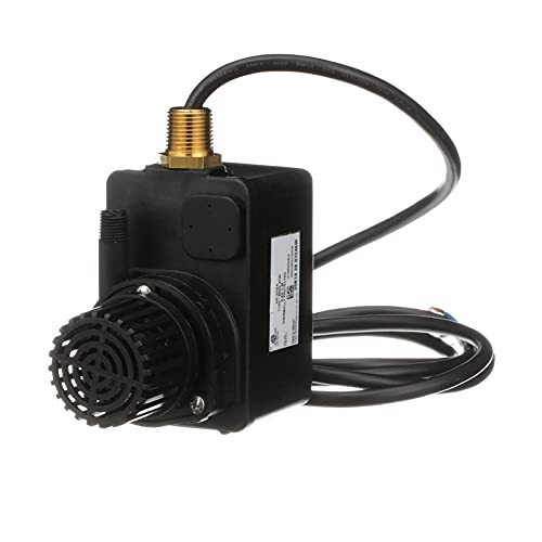 Little Giant 518550 Submersible Parts Washer Pump, Black