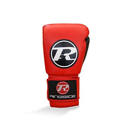 Ringside Boxhandschuhe für Kinder, 170 g, Rot/Schwarz/Weiß