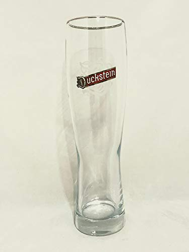 Duckstein Glas 0,5l Bierglas Weizenglas Gastro Gastronomie Gläser