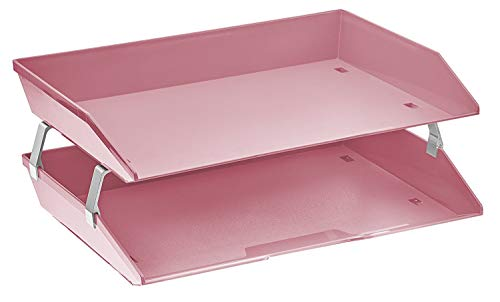 Bandejas Oficina Rosa bandejas oficina  Marca Acrimet