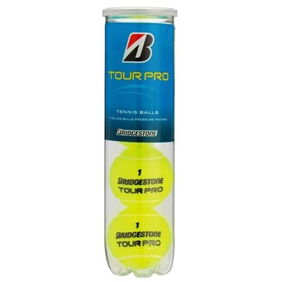 格納歩くボトルBRIDGESTONE(ブリヂストン) プレッシャーライズド?ボール ツアープロ(4球入り1缶) 1ケース(15缶) BBATP4-15