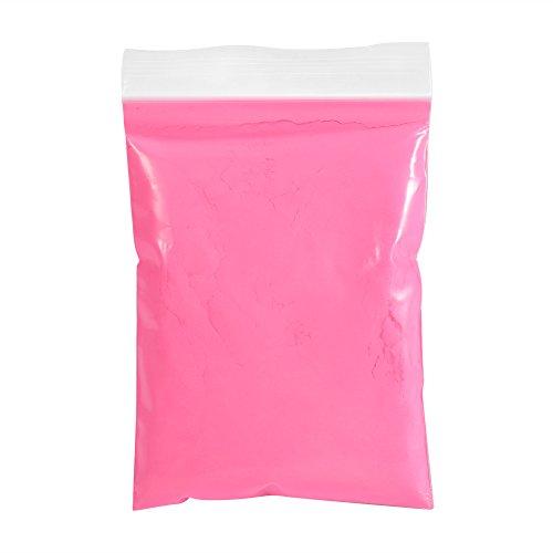 Fluoreszierende Pulver, Im Dunkeln leuchtendes Farbpulver Pigmente professionell phosphoreszierend phosphoreszierend und ungiftig, Epoxidharz Leuchtpulver Mica Pulver(Pulver)