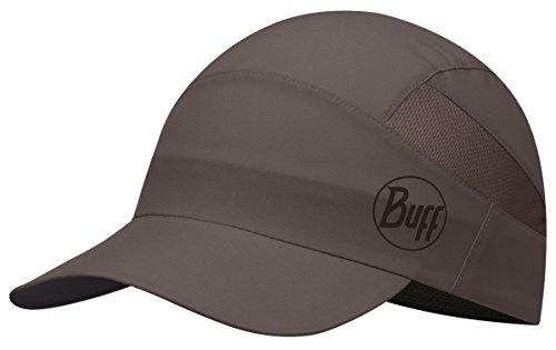 Set - Buff® Pack Trek Cap Trekking Cap + UP® Ultrapower Tissu Tubulaire   98% Protection UV   Ultralight   Bandeau intérieur   Solid Moss Green - 117218.851.10.00