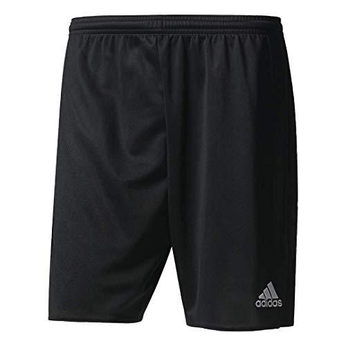 adidas Boys' Parma 16 Shorts, Black/White, Medium