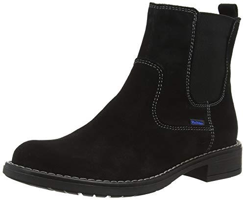 Richter Kinderschuhe Mary, Chelsea Boots, Noir 9900, 36 EU