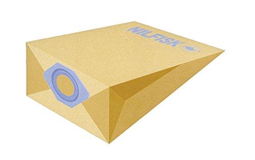 NILFISK ADVANCE - SACHET DE SACS NILFISK LIVRE PAR 5 SACS - 81620000