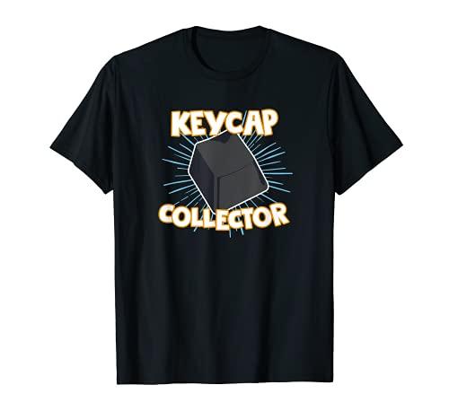 Colector de teclas | Recolección de tapas de teclado Camiseta