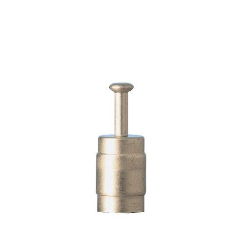 Duran 2901011kapsen de montaña tapas de aluminio, apta para la cultura tubos, 18mm para cuello (10unidades)