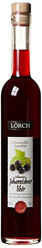 Edelbranntweinbrennerei Bimmerle Johannisbeer Likör Lörch 500mL, 1er Pack (1 x 500 ml)