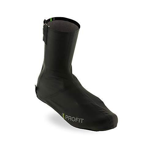 Spiuk Sportline Profit Cubre Zapatillas, Adultos Unisex, Negro, L/XL