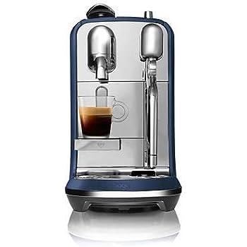 Nespresso SNE800DBL Sage The Creatista Plus - Máquina de café, color azul: Amazon.es: Hogar