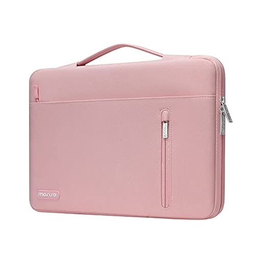 MOSISO 360 Protective Laptop Sleeve Compatible with MacBook Pro/Air 13...