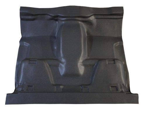 ACC Brand Carpet Compatible with 1988 to 1998 Chevrolet Standard Cab Pickup Truck (801-Black Plush Cut Pile)