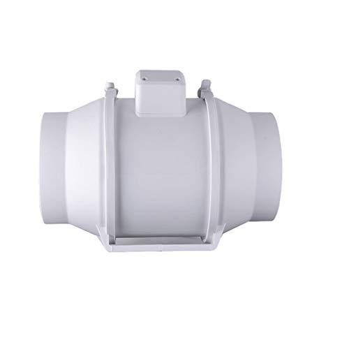Ventilador de ventilación doméstico 6 Pulgadas De Descarga Común Ventilador De Dos Velocidades, De Gran Volumen De Aire, Tranquilo For Baño/Cocina/Sala De Estar/Oficina LITING