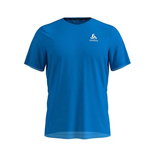 Odlo Element Light T-Shirt Homme, Directoire Blue, 3XL