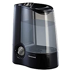 best humidifier for hard water - honeywell warm mist humidifier