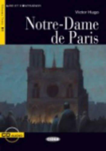 Notre-Dame De Paris - Book & CD [Lingua francese]
