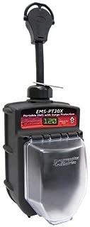 Progressive Industries Portable RV Surge Protector Portable EMS-PT30X RV Surge Protector (Renewed)