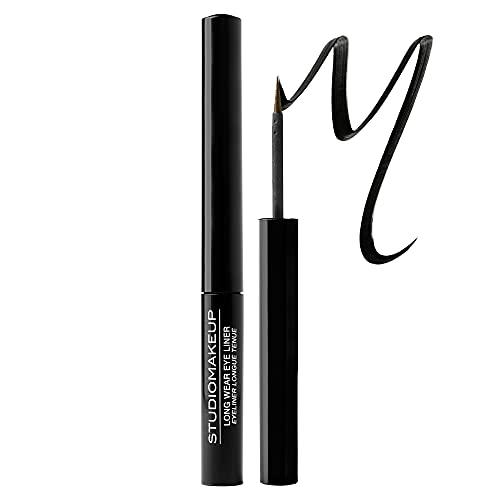 Studiomakeup - Delineador de ojos líquido de larga duración, granito 22 g