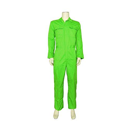 Bestex KOV6535-APGROEN-74 Combinaison pour enfant 65% polyester 35% coton Vert pomme 74