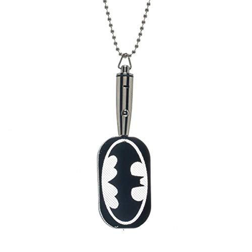DC Comics Batman Led Dog Tag Necklace