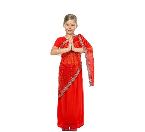 Disfraz de Bailarina Bollywood para niña
