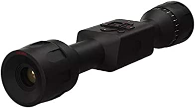 ATN TIWSTLT136X Thor LT 3-6x Thermal Rifle Scope w/10+hrs Battery & Ultra-Low Power Consumption, Black