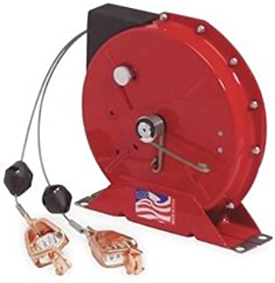 Cable Reel, Static Discharge, 50 Ft Cable