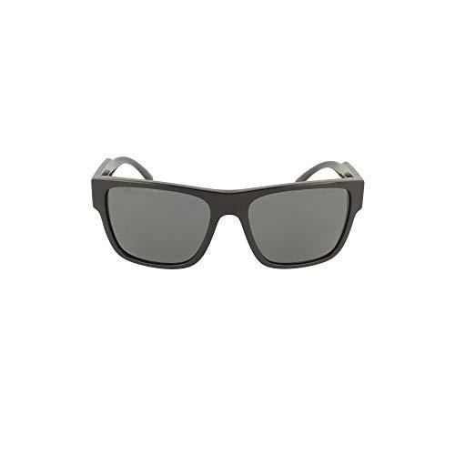 Luxury Fashion | Versace Heren 4379SOLEGB187 Zwart Acetaat Zonnebrillen | Lente-zomer 20