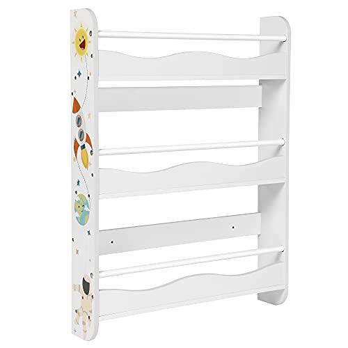 Estanterías De Pared Para Habitación Infantil estanterías de pared  Marca SONGMICS