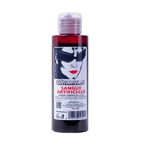 Sangue Finto Professionale Artificiale PHITOMAKEUP CINECITTA'