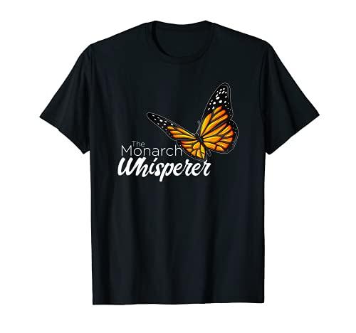 Disfraz de mariposa monarca susurro para entomlogos Camiseta
