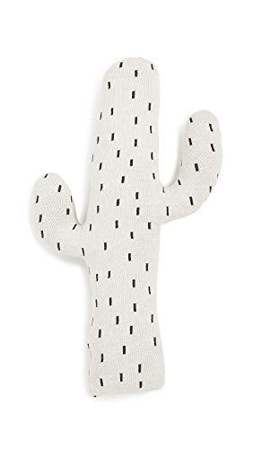Kaktus Kissen, weiß und grün, OYOY (weiß)