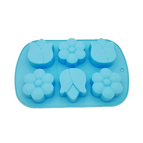 Juudoiie Molde de silicona de grado alimenticio BRICOLAJE Moldes de pastel para hornear Moldes para bebés Suplemento de alimentos Modelo de cocina Dim Sum Modelo Materiales de jabón hecho a mano Hecho