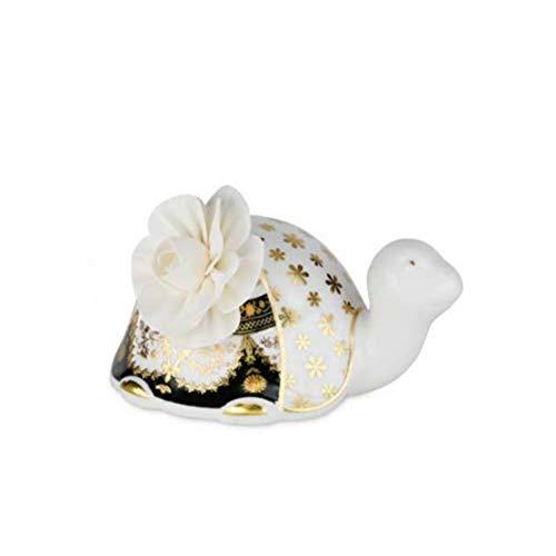 Baci Milano Tartaruga diffusore Black Tie in Porcellana FITART.GAL01
