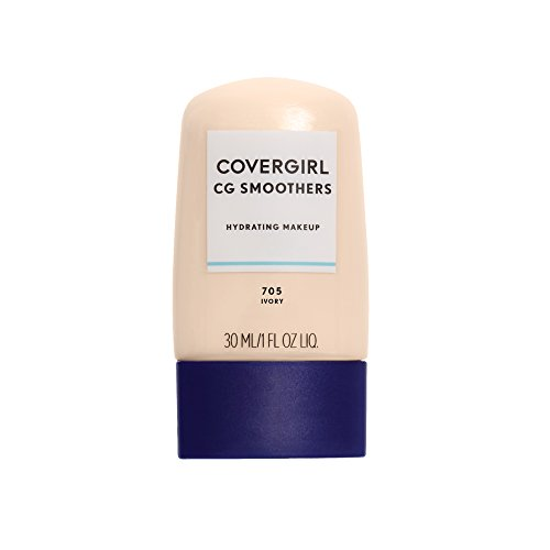 COVERGIRL - Smoothers Liquid Make Up Ivory - 1 fl. oz. (30 ml)