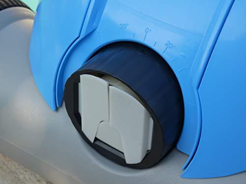 EDENEA Orca O50 CL - Robot Piscine et Spa Electrique sans Fil - Nettoyage Fond - Autonome - Compatible Tout Revêtement - Filtration par Tamis