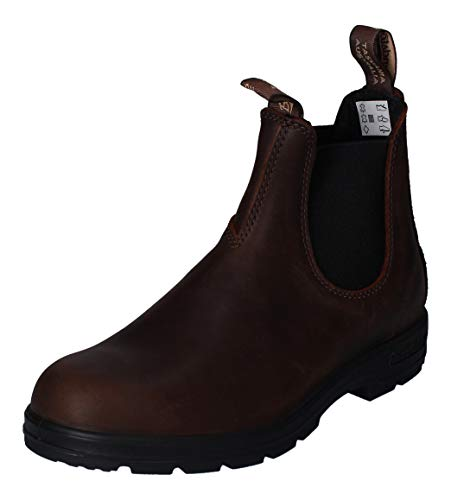 Blundstone Unisex Adults Chelsea Boot, Antique Brown, 10.5 UK