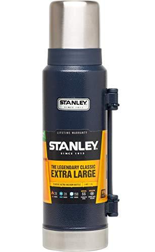 Stanley 658500 - Frasco térmico, color azul marino, talla 1.3L