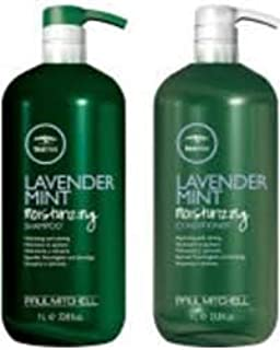 Tea Tree Lavender Mint Shampoo and Conditioner Duo