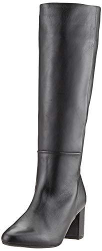 Gabor Damen Basic 35.809. Hohe Stiefel, Schwarz (Schwarz 27), 40 EU