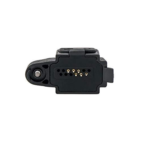 Retevis Walkie Talkie Audio Adapter Audiokonverter Kompatibel mit Ailunce HD1 DMR Digitales Funkgerät Retevis RT648 RT82 RT29 Motorola GP328Plus Walkie Talkies (1 STK.)