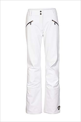 Killtec Nynia Pantalones de esquí Softshell Bordes y protección contra la Nieve, Mujer