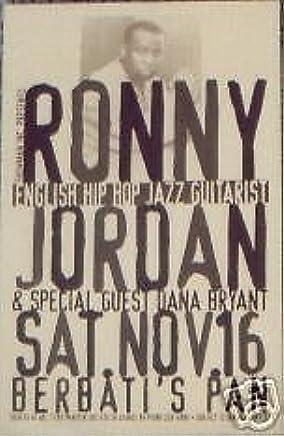 Ronny Jordan Guru Jazzmatazz Jazz Hip-Hop Funk Soul Concert