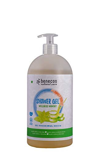Shower Gel - Wellness Moment 950ml | Benecos